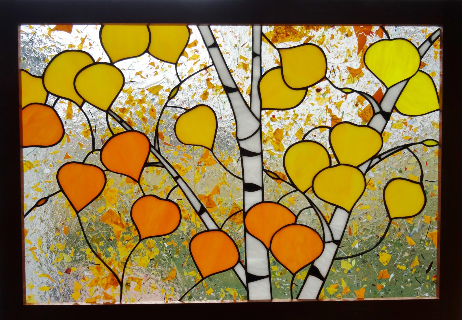 Gallery | Stained and Fused Glass Boulder | Great Glass Galore